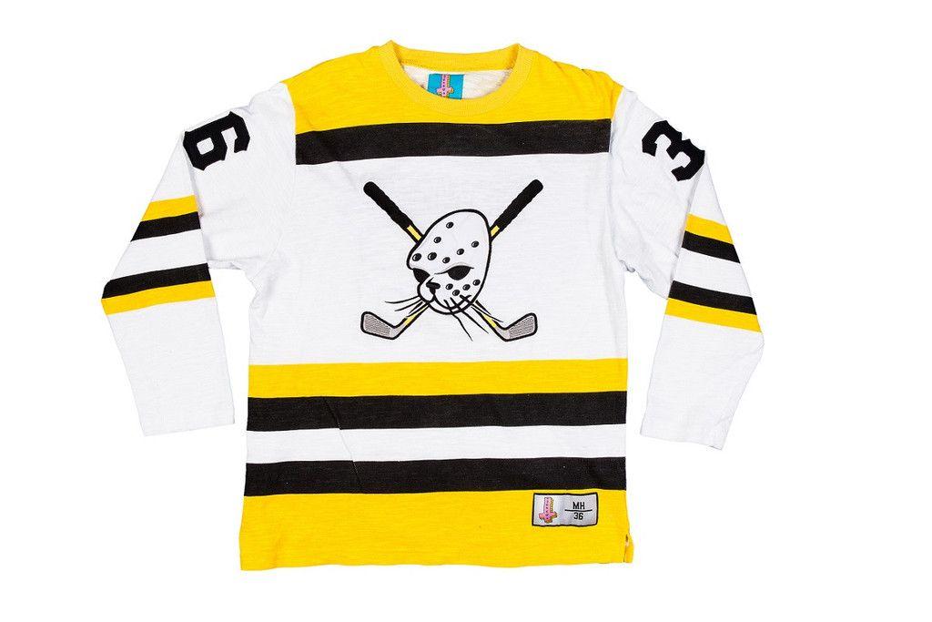 odd future dolphin odd future left brain hockey jersey yellow shirtsjerseys