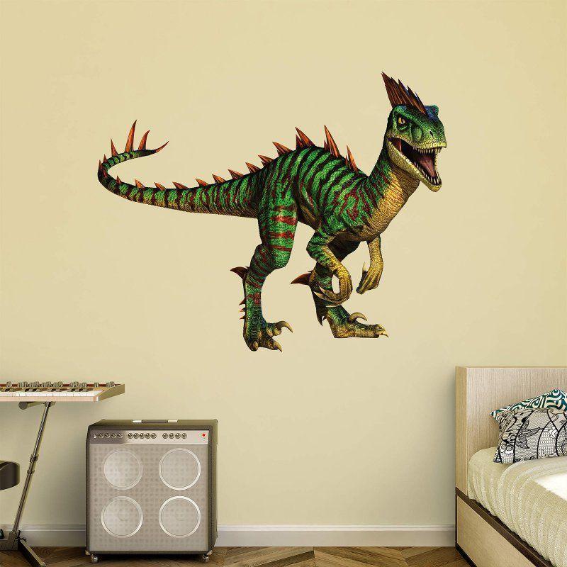 Fathead Jurassic World Velociraptor Hybrid Wall Decal - Jurassic world wall decals