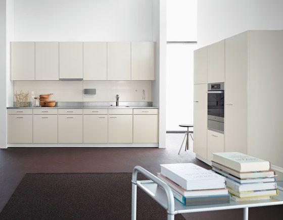 designer kuche aus edelstahl warmendes goldstuck – dogmatise, Kuchen