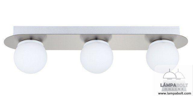 Mosiano Eglo 95012, lámpa, csillár, webáruház, csillárbolt - badezimmer led deckenleuchte ip44