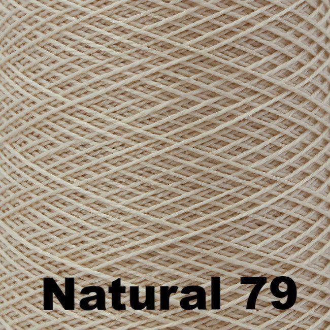 3/2 Perle Cotton 1lb Cones - Grey Scale Colors
