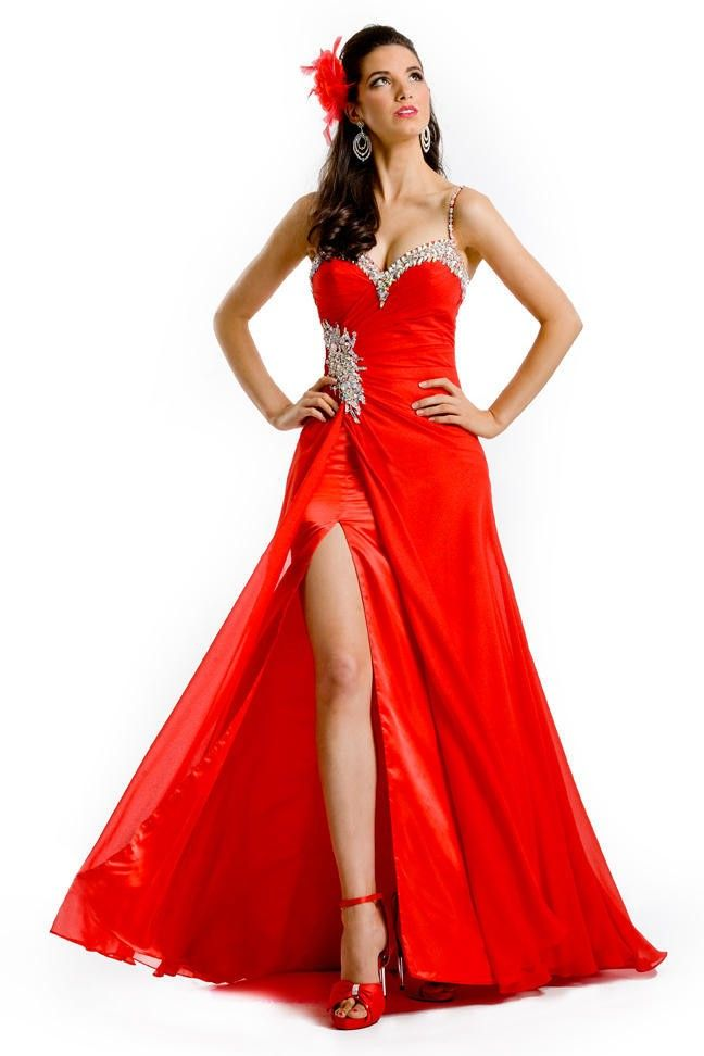 6123 Party Time Prom 💟$323.99 from http://www.www.hyperdress.com ...