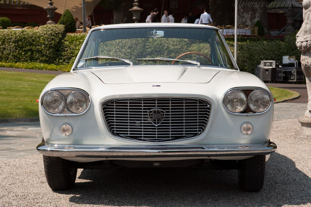 1963 Lancia Flaminia 3C 2.8 Coupe Speciale (150hp) Designed by Tom ...