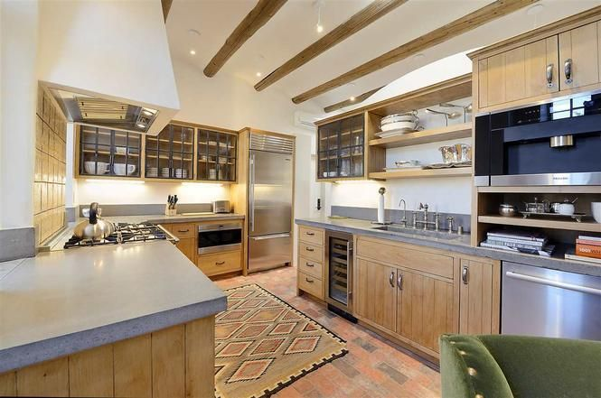 523 Canyon Rd #2, Santa Fe, NM | Glass cabinet, Home ...
