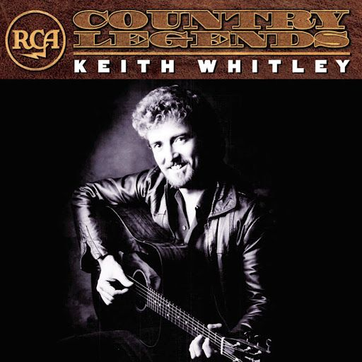 keith whitley albums youtube