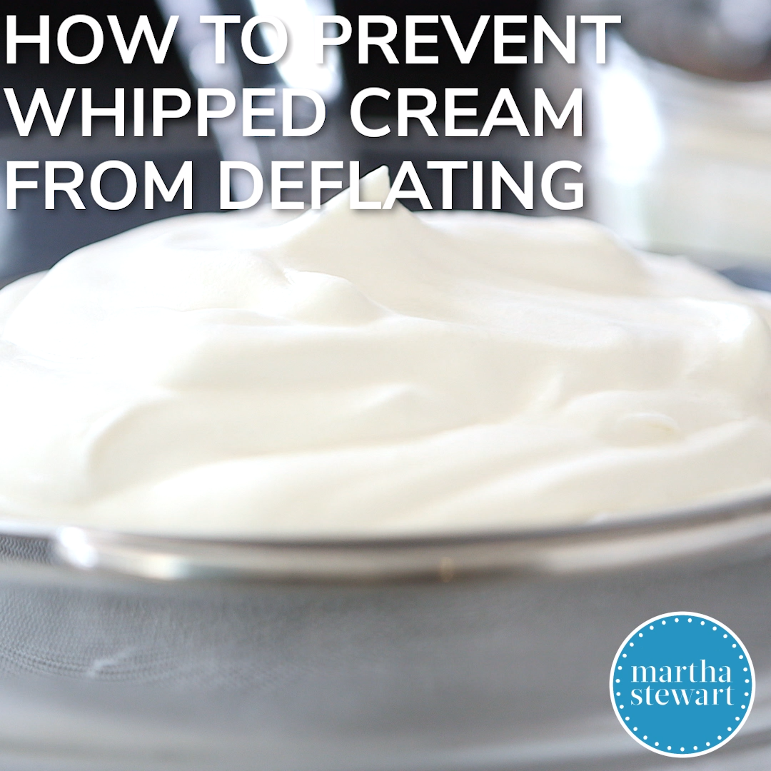 Make Perfect Whipped Cream Every Time with Our Top Tips #stabilizedwhippedcream