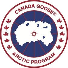canada goose brand logo