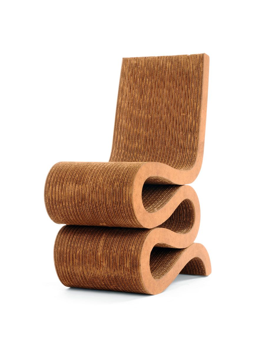 Comfortable cardboard chair designs - Ron Arad Is A Very Renowned Designer Nowadays Mostly Know For The Creative Seating Designs Today We Share The Best Furniture Designs By The Artist
