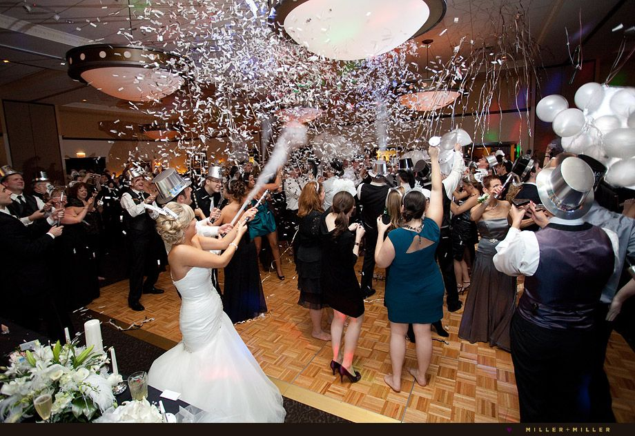New Years Eve Weddings