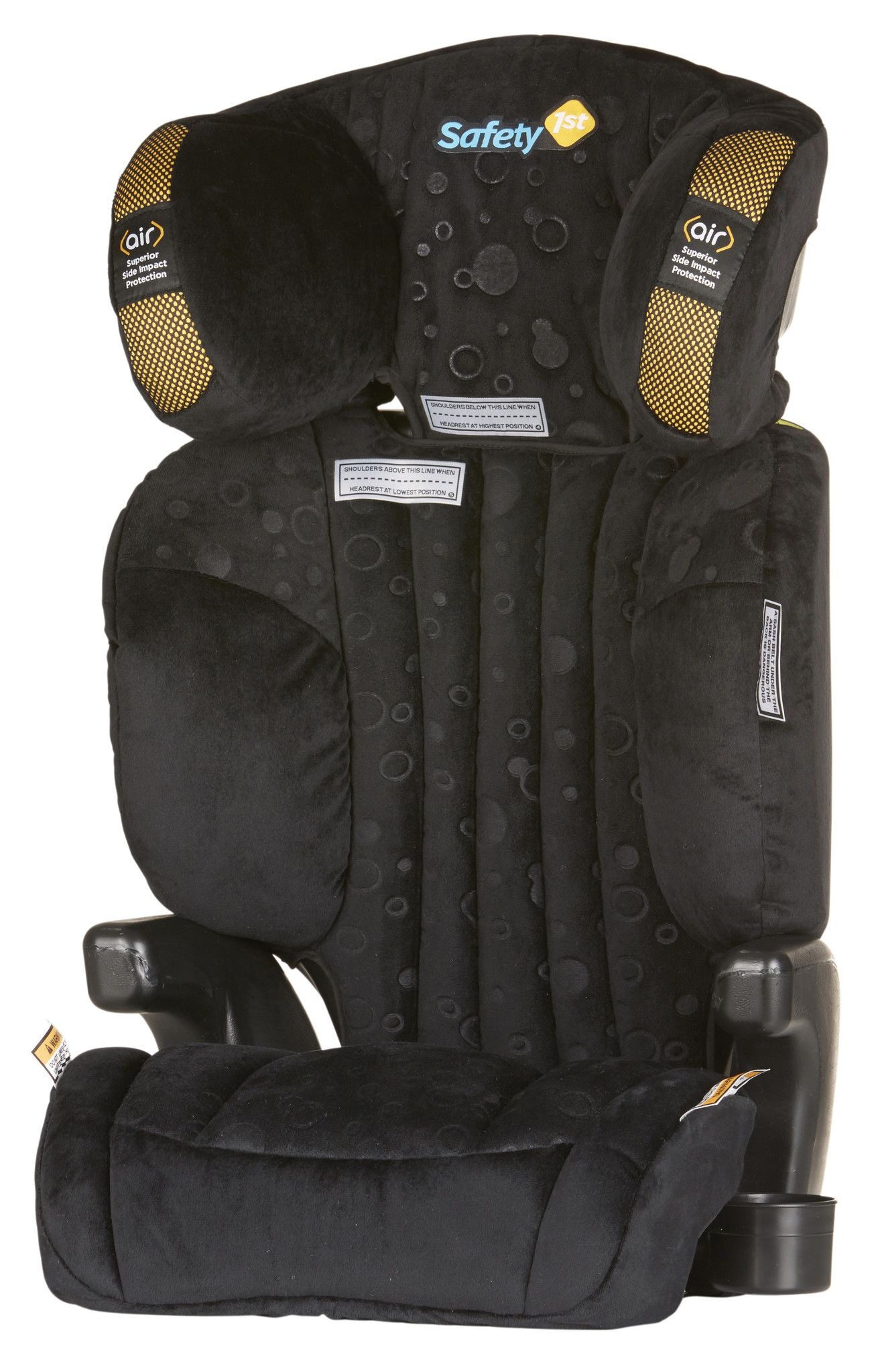Safety 1st Custodian II Booster (suitable 4 - 8 years) from Beba Baby Hire