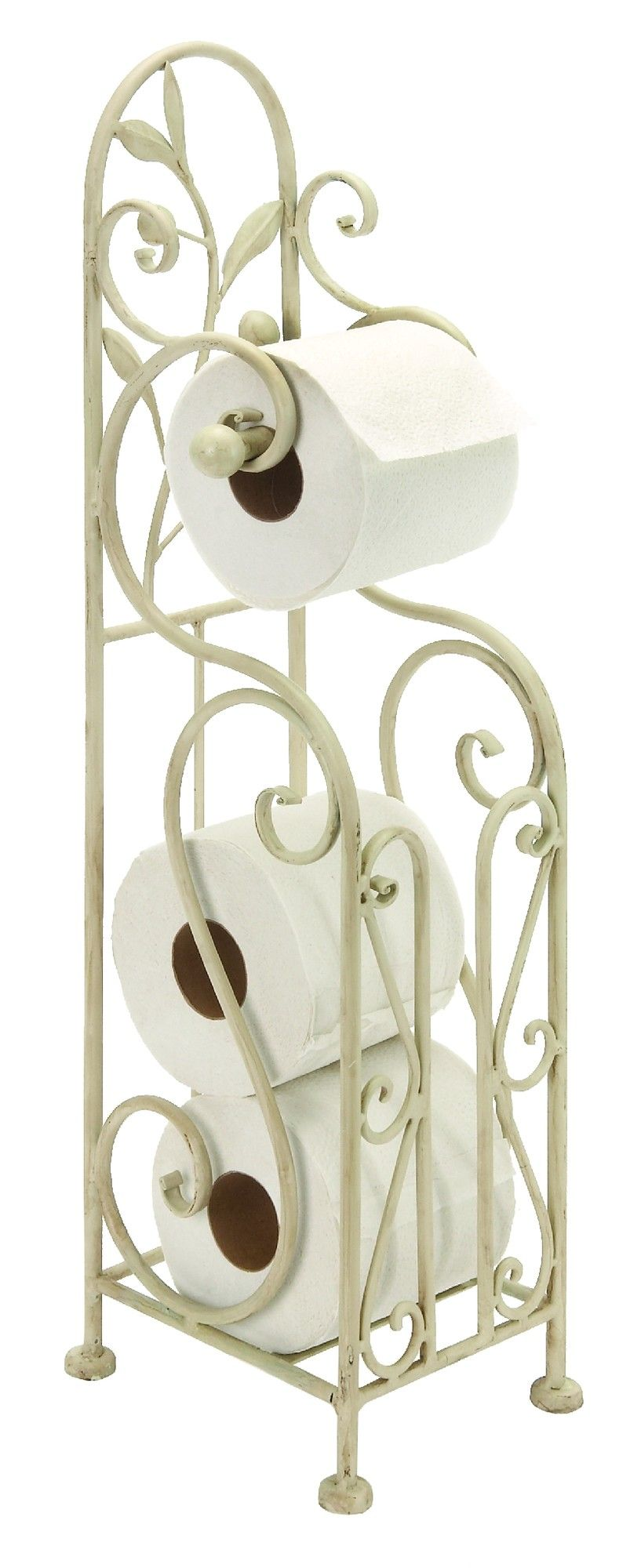 Woodland Imports Free Standing Toilet Paper Holder Free Standing Toilet Paper Holder Toilet Paper Stand Toilet Paper