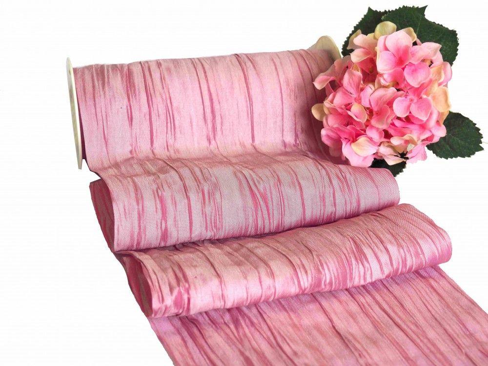Geburt Taufe Madchen Tischband Rosa Mauve Hortensie Tischband Hochzeit Tischdeko Tischbander Tischband Tischdeko Kommunion Tischdeko