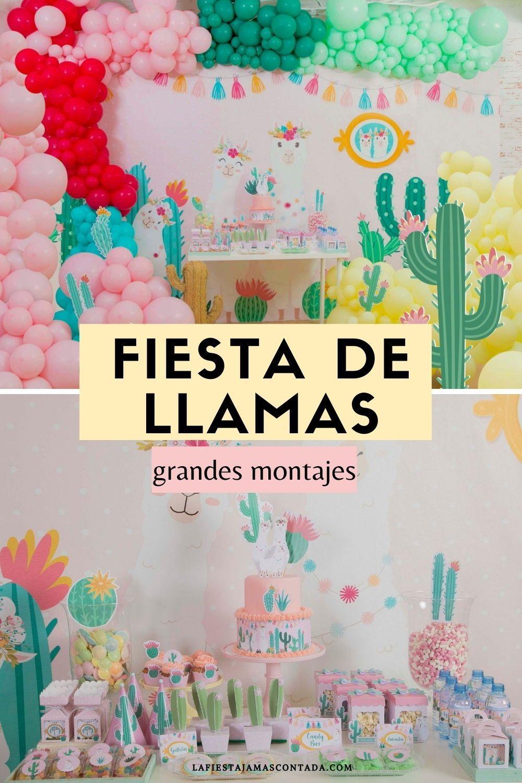 Ideas Para Una Fiesta De Llamas La Fiesta Jamás Contada Cumpleaños Niños Fiesta Decoracion De Cumpleaños