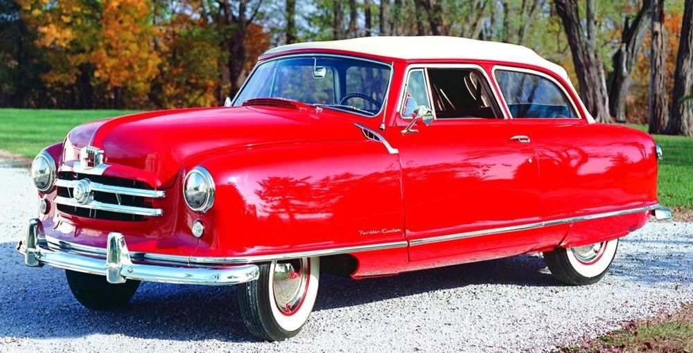 Top 100 American Collector Cars of All Time - / 1950-53 Nash ...