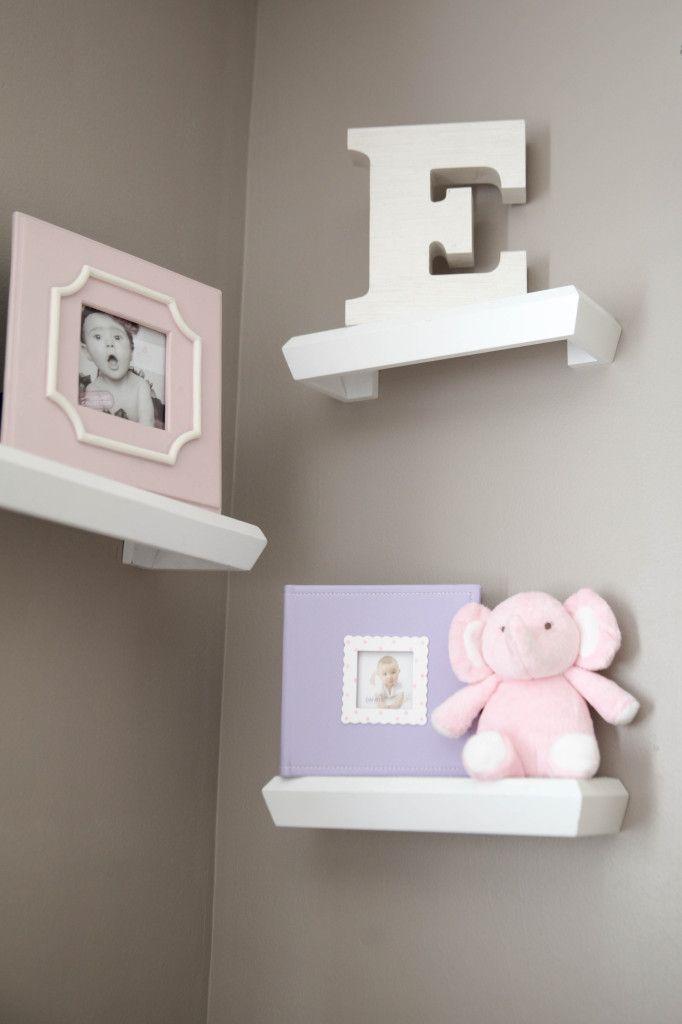Do It Yourself Home Design: Corner Shelf, Nursery And Shelves