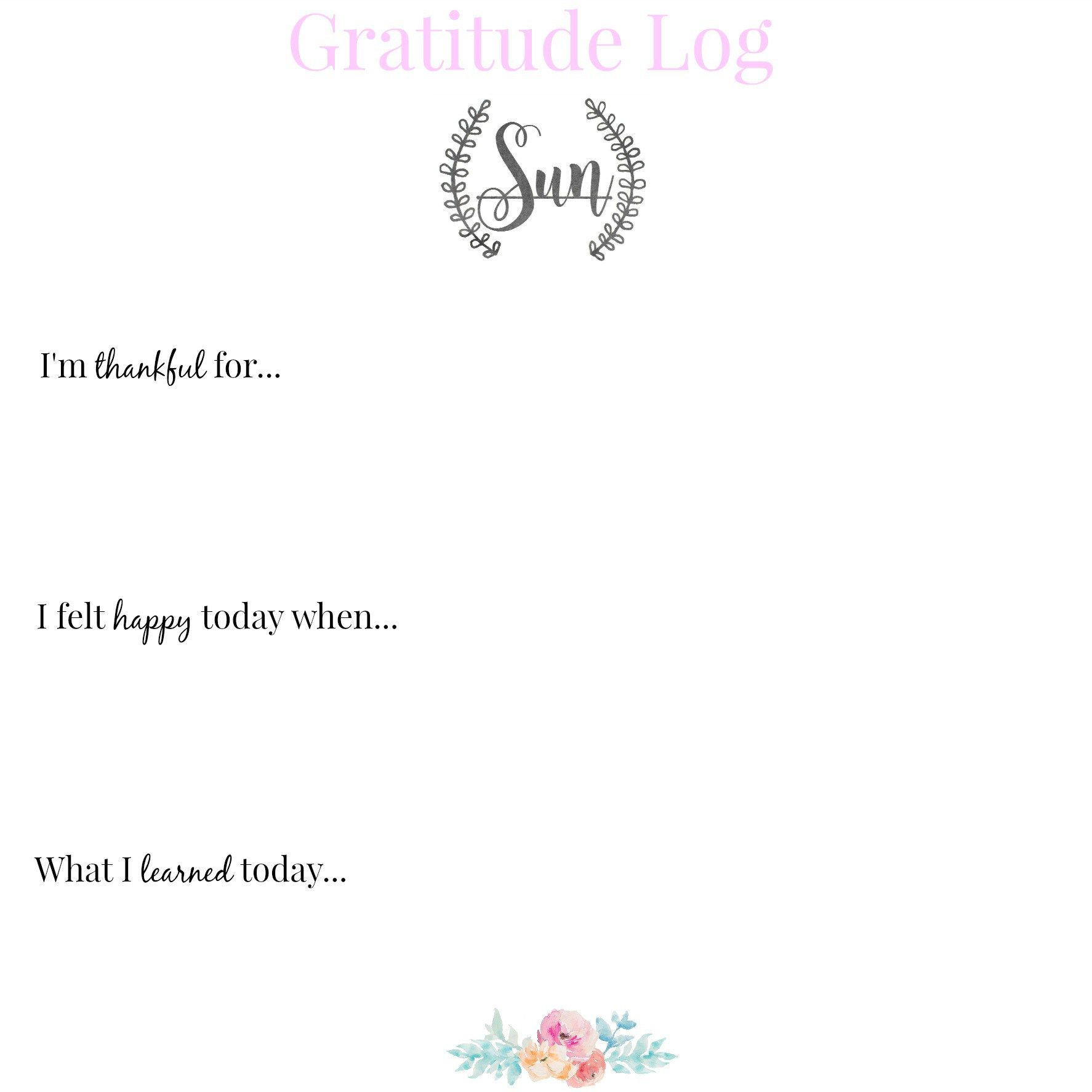 How To Stay Positive By Using A Gratitude Journal
