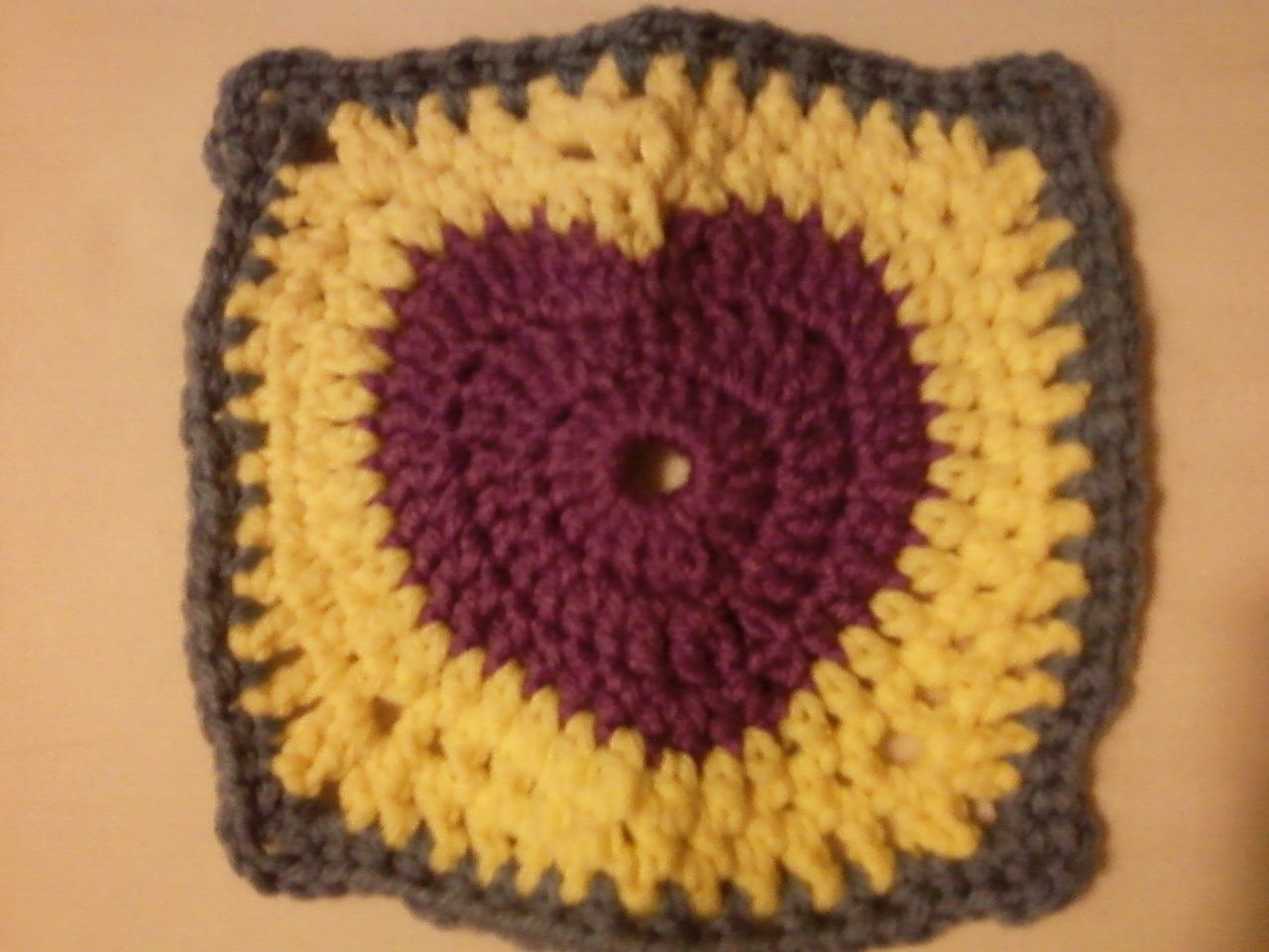 Crocheted heart square stuff ive made pinterest crochet crocheted heart square bankloansurffo Choice Image