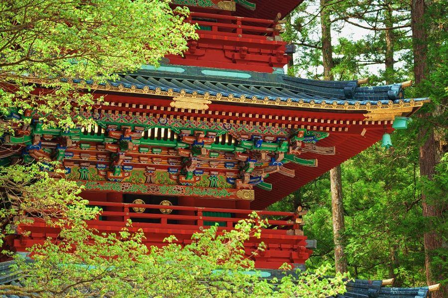 Five-storied pagoda in Nikko by MIYAMOTO Y - Photo 7427258 / 500px