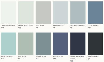 Design Notebook Farrow And Ball Paint Bedroom Colors Farrow And Ball Bedroom