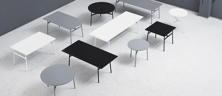 Modern Scandinavian Union Dining Table Kuhl Home Singapore Dining Table Dining Table Design Table