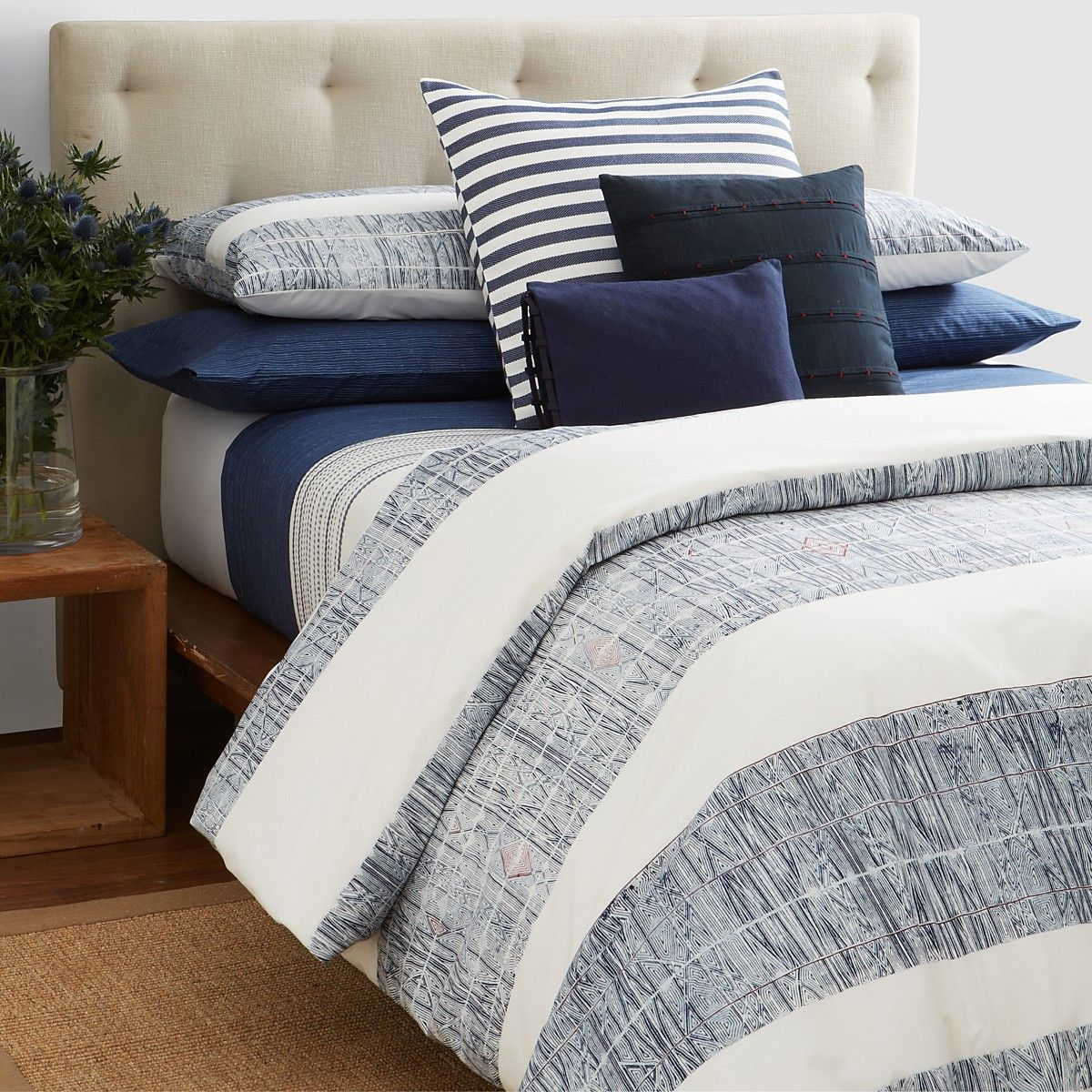 comforters pin collection closeout blue macy s calvin comforter slp bedding palisades klein