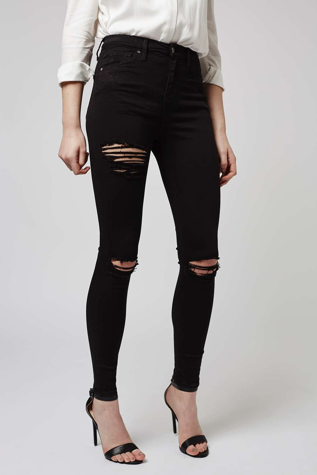Super Rip Jamie Jeans | Ripped skinny jeans, High waisted