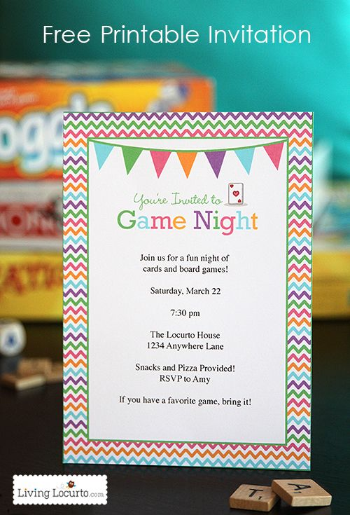 Game Night Party Ideas Party Ideas Game Night