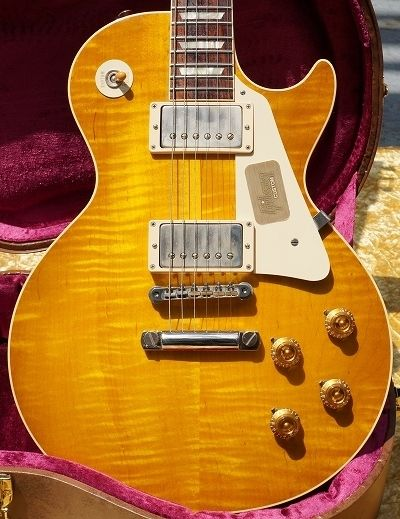 gibson custom shop used historic collection us boutique dealer exclusive limited 1958 les paul. Black Bedroom Furniture Sets. Home Design Ideas