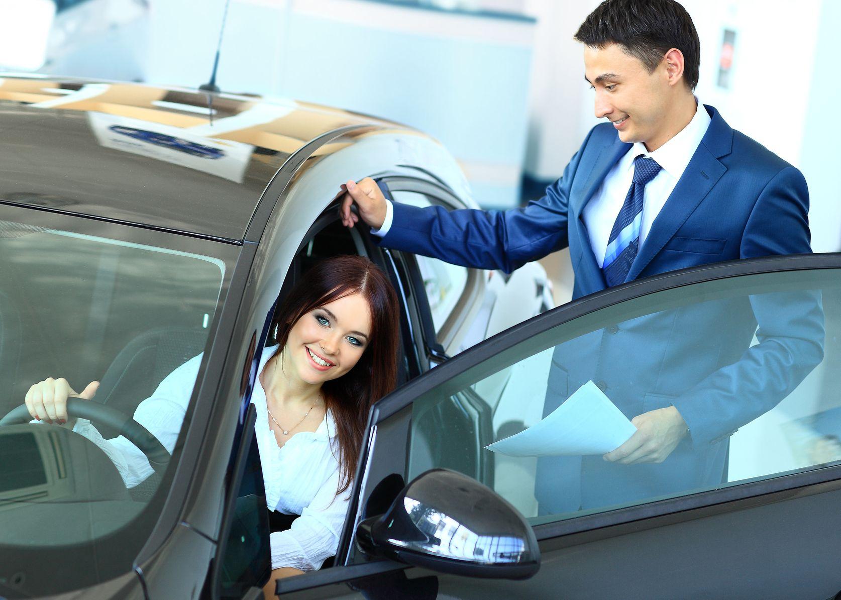 Careers in sales and leasing car salesman buy used cars
