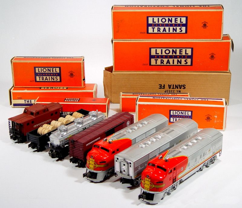 Image Detail For Have A 1953 Lionel Electric Train Set That Id Like To