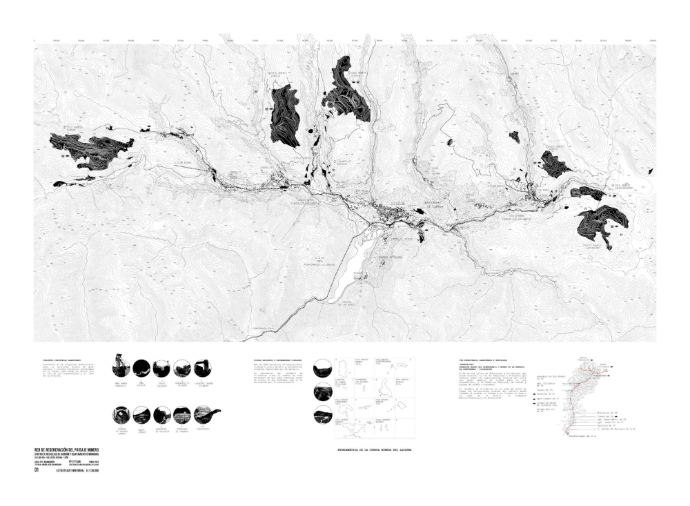 Coal Mining Landscape Regeneration By Cristina Teran Sanjuan 209ac Atlas Of Places Coal Mining Regeneration Coal