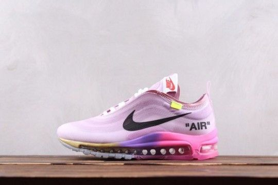 OFF WHITE x Nike Air Max 97 Pink AJ4585 300 Price