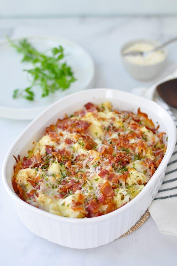 Cauliflower Recipes Casserole Comfort Foods