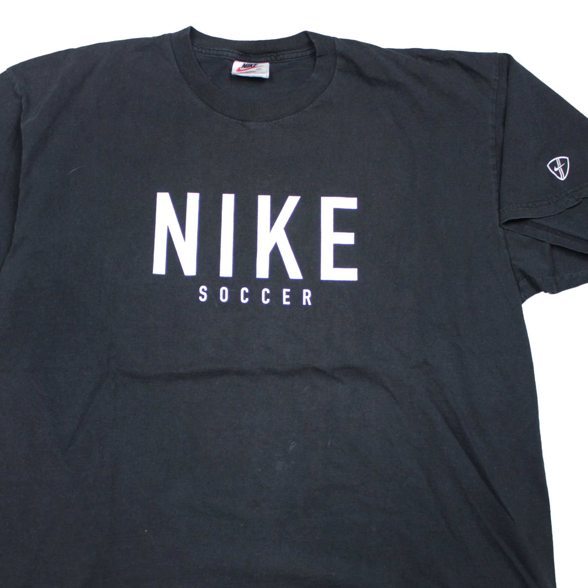 Photo of 90's Nike Soccer Tee