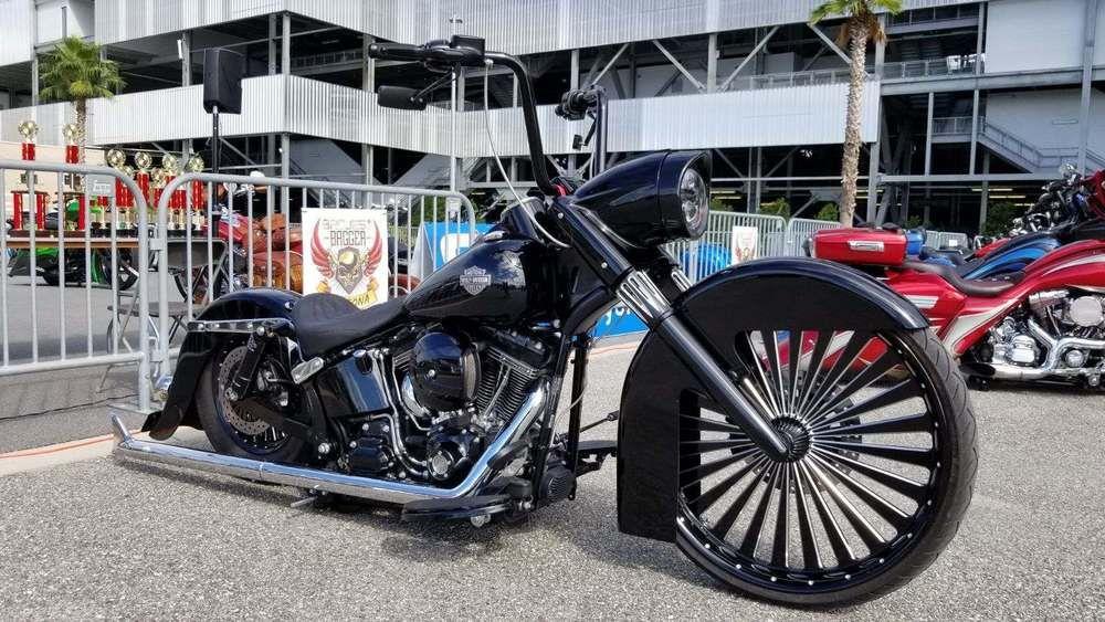 eBay 2016 HarleyDavidson Softail 2016 Softail Custom