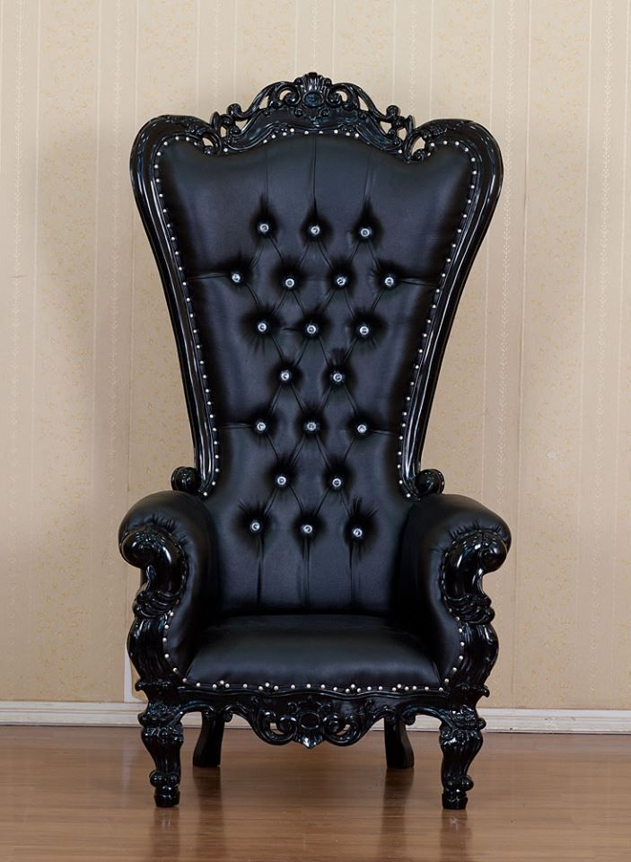 Captivating Haunt Furniture. Gothic Decor.