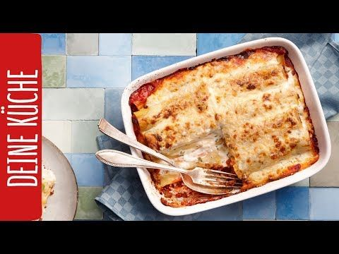 Cannelloni mit Hackfleisch | REWE Deine Küche - YouTube ...
