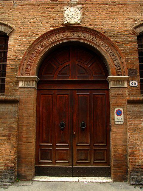 Renaissance door Ferrara Italy   Flickr Intercambio de fotos & Renaissance door Ferrara Italy   Renaissance Doors and Architecture