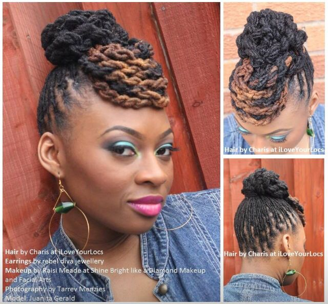 Cute Loc Style Locs Hairstyles Dreadlock Hairstyles Black Dreadlock Hairstyles