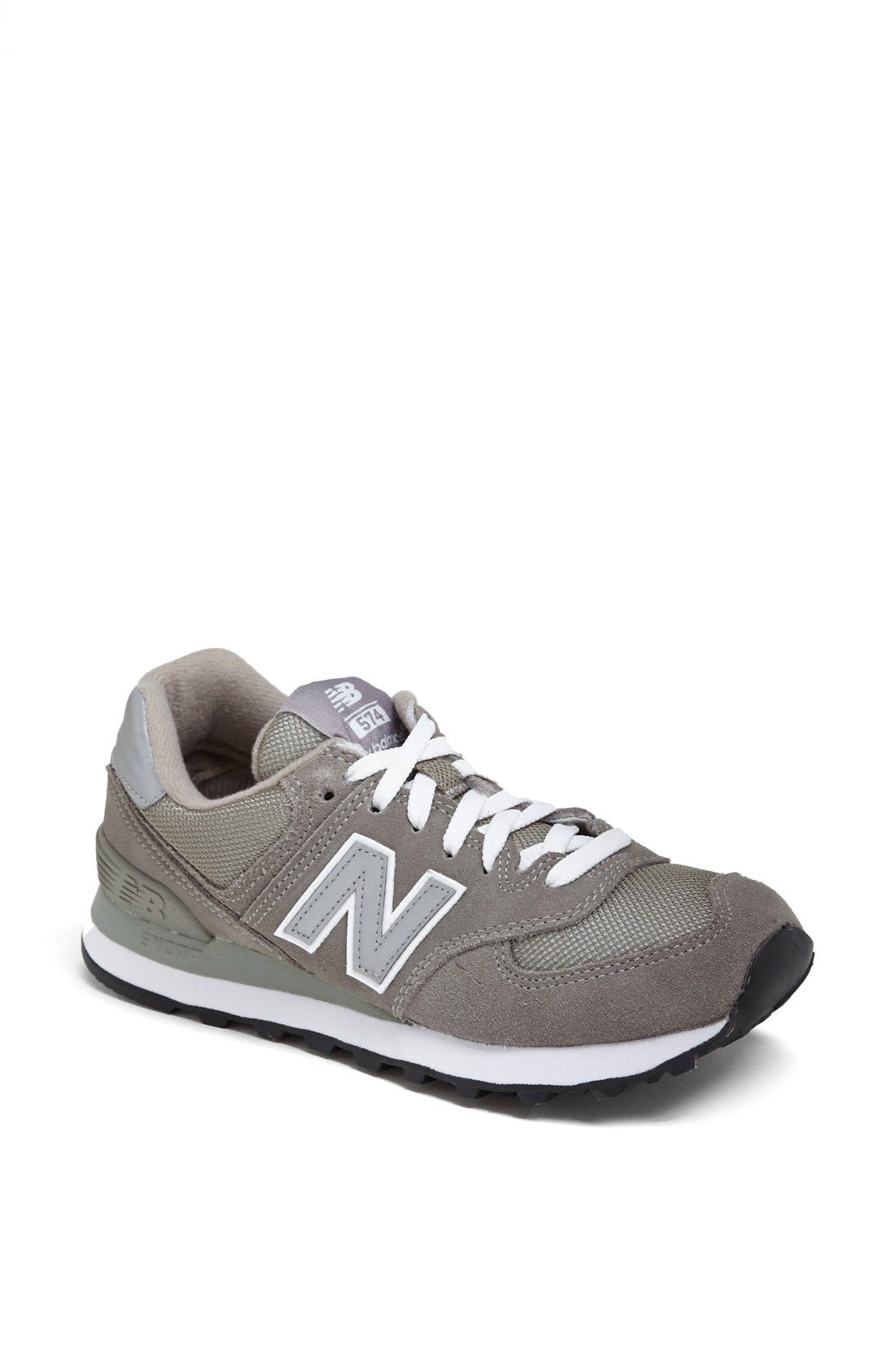 women's new balance 574 grey