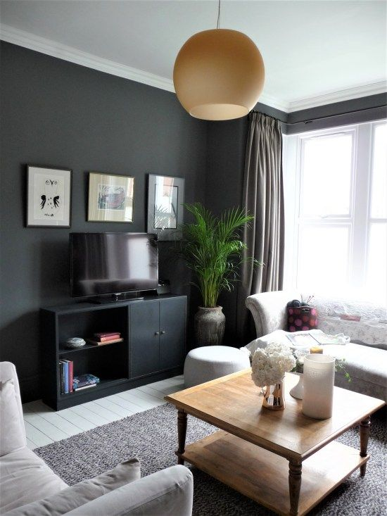Fabulous Grey Living Room Designs Ideas And Accent Colors Page 17 Of 44 Womensays Com Women Blog Living Room Grey Blue Living Room Dark Grey Living Room