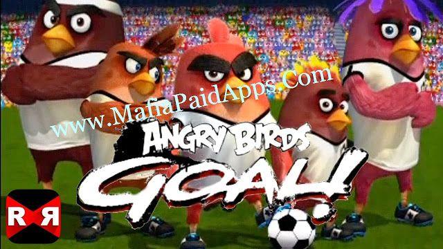Angry Birds Goal V0 4 5 Mod Money Apk Join A Bird Island Soccer Team And Manage Every Aspect Of Your Career To Carry Your Team Angry Birds Birds Bird Island
