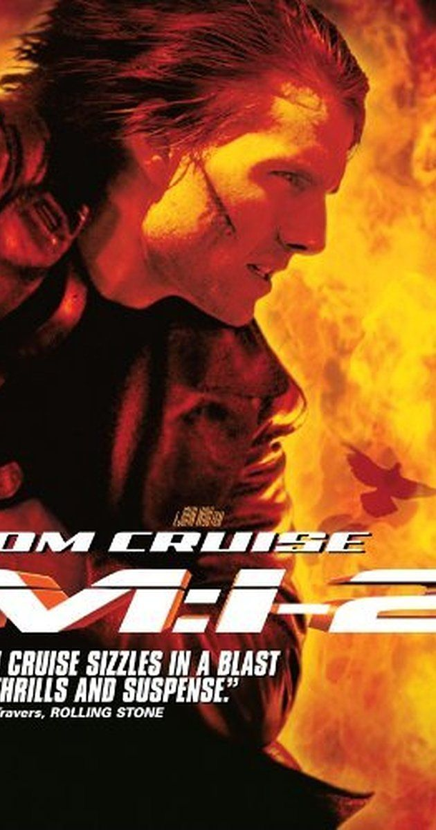 Mission Impossible Ii 2000 Mission Impossible Movie Mission Impossible Mission