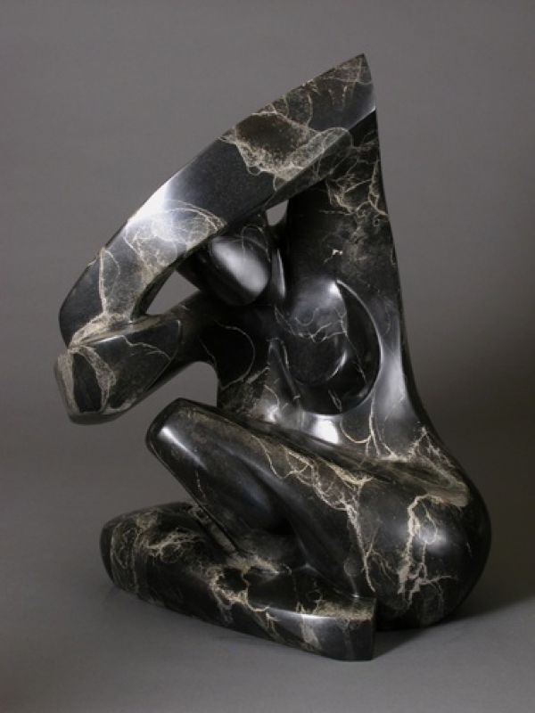 """""""Not Knowing"""" by Mark Yale Harris www.thornwoodgallery.com"""