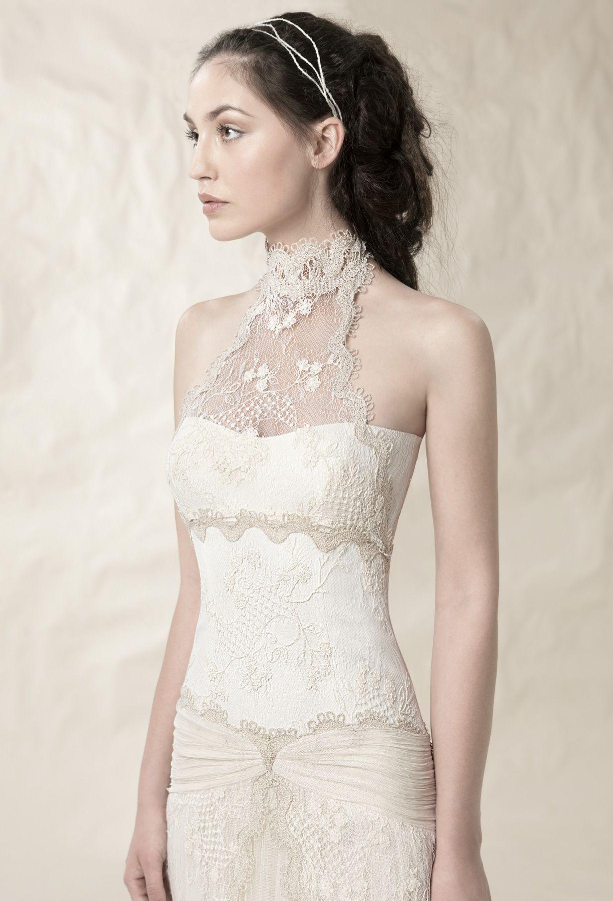 Vendo mi precioso vestido del diseñador Jose Mº Peiro. El cuello es ...