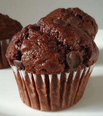 Las recetas de Inmita: MUFFINS DE CHOCOLATE DE STARBUCKS