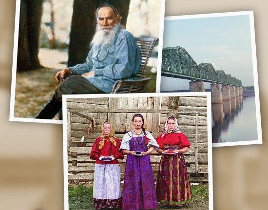 Sergey Prokudin Gorski Color Photos 100 years old , much before the color photography was used!