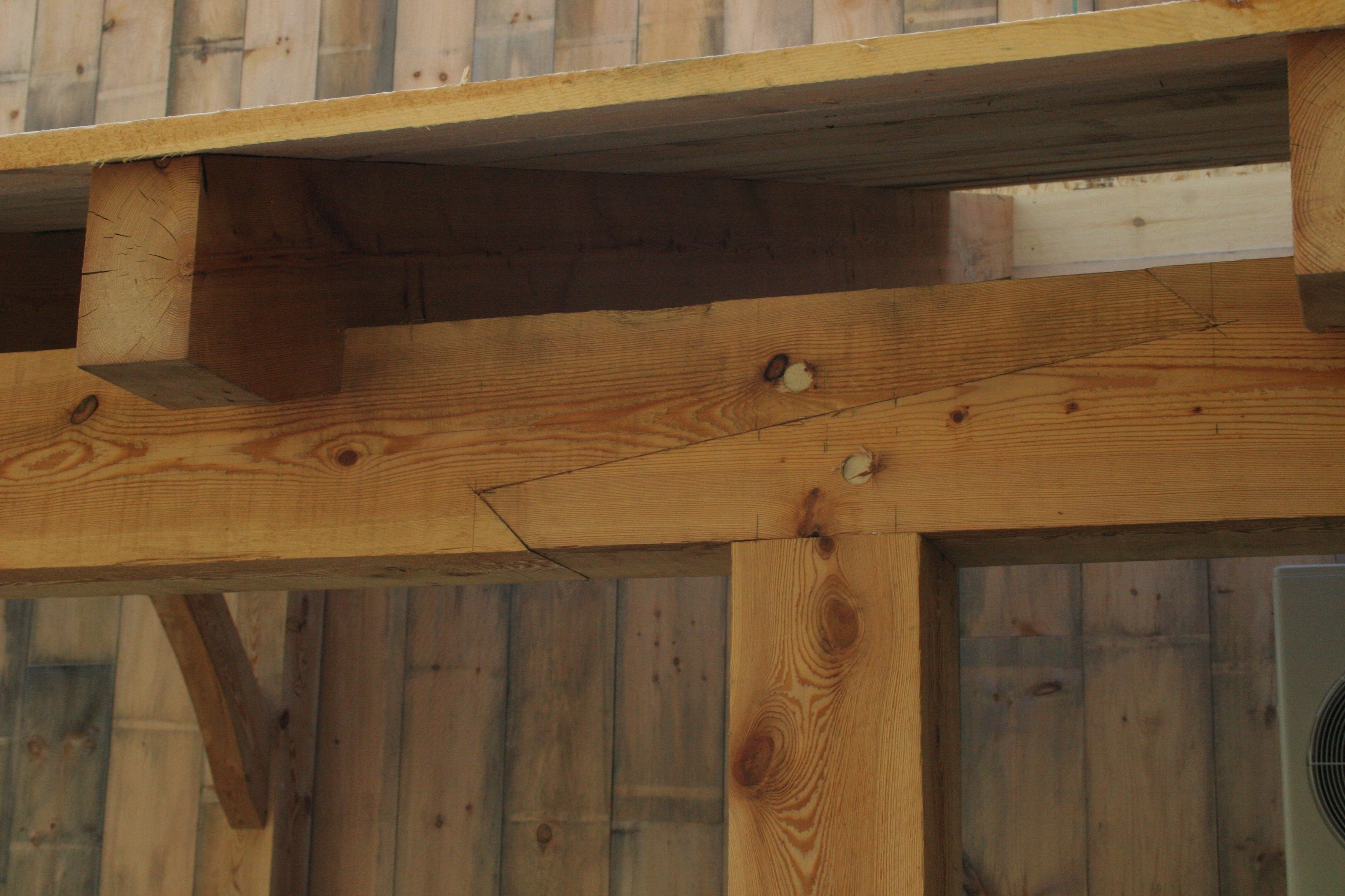 Where can I find information about round timber/beam qualification?