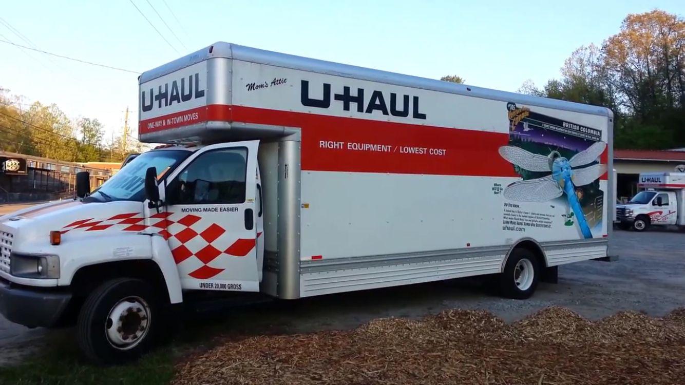 Uhaul and storage