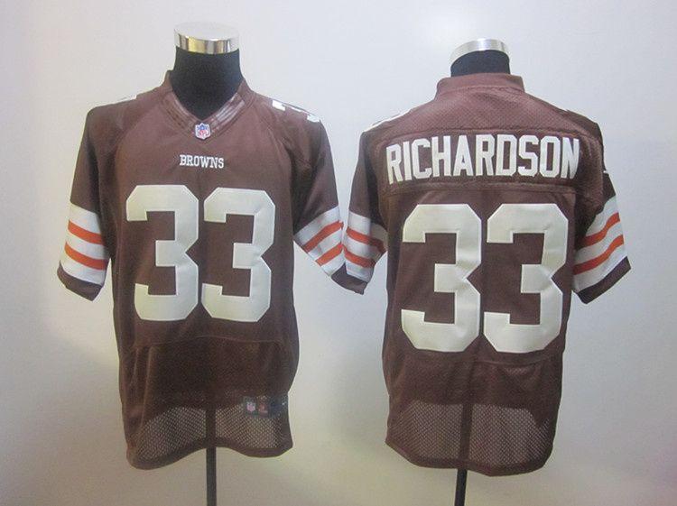 brown · best sales cheap cleveland browns jersey